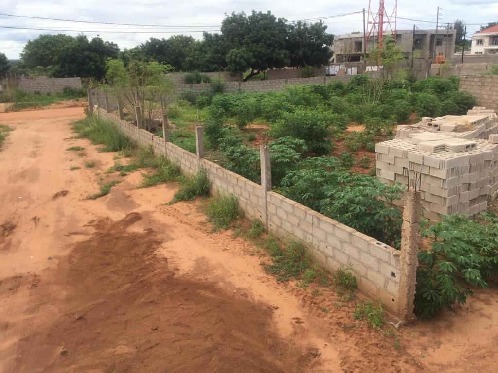 como comprar terreno em Moçambique