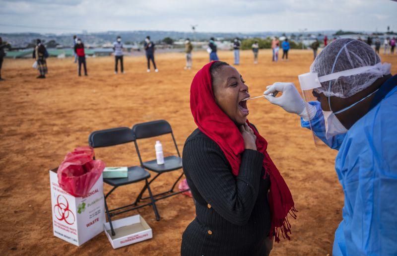 COVID-19: África regista um aumento de 23 por cento de novos casos em um semana